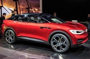 Ещё один кроссовер VW – уже электрический