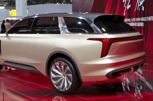 «Range-Royce»: HongQi готовит новый флагман
