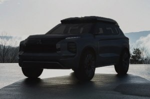 Mitsubishi Outlander – философия Renault