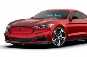 Новый Mustang: полный привод и гибрид?
