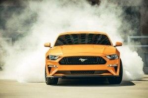 Mustang – самый продаваемый спорткар в мире!