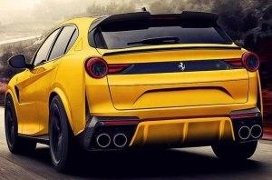 SUV от Ferrari: подробности о «чистокровном жеребце» из Маранелло