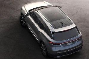 Как немцы строили «Пекин»: новый кроссовер BAIC от Daimler