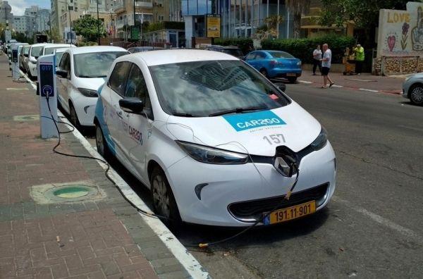 Чистые помыслы. Renault ZOE