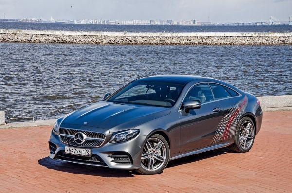 На круги своя. Mercedes E-Class Coupe (C238)