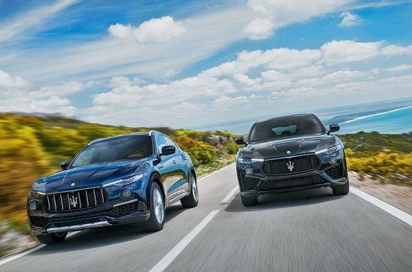 Трезубец в спину конкурентов. Maserati Levante