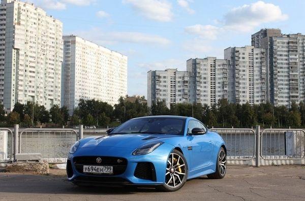 Какой получилась самая быстрая кошка. Jaguar F-Type Coupe