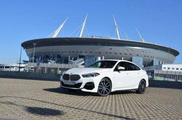 Передний привод, три цилиндра — это точно БМВ?!. BMW 2 Series Gran Coupe (F44)