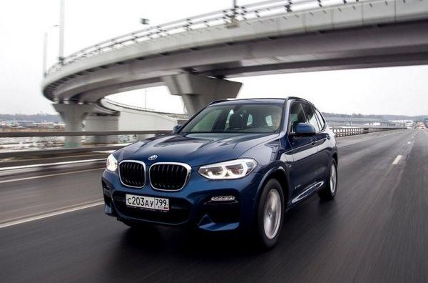 Мятеж таланта. BMW X3 (G01)