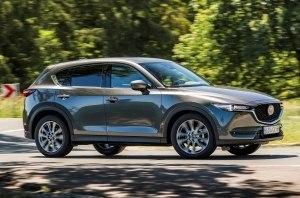 Mazda провела ну очень точечную модернизацию CX-5