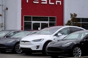 Ну вот и все… Tesla разрабатывает полностью автономные авто