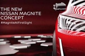 Nissan представил новый кроссовер Magnite