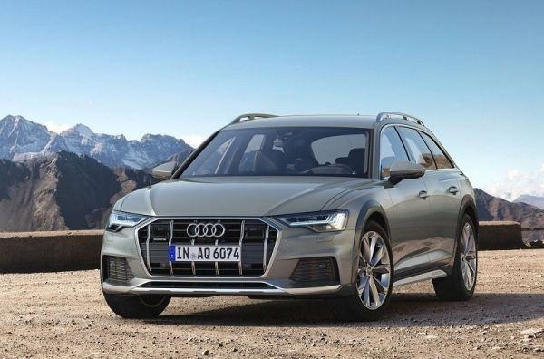 Audi A6 Allroad: Мощный кросс-универсал. Audi A6 allroad quattro