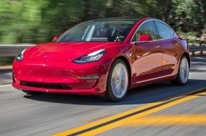 Китайская Tesla приедет в Европу