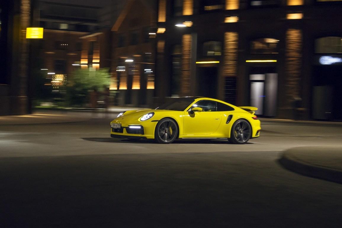 Тест-драйв Porsche 911: Тест самого быстрого 911 - что шесть букв сделали с купе Porsche