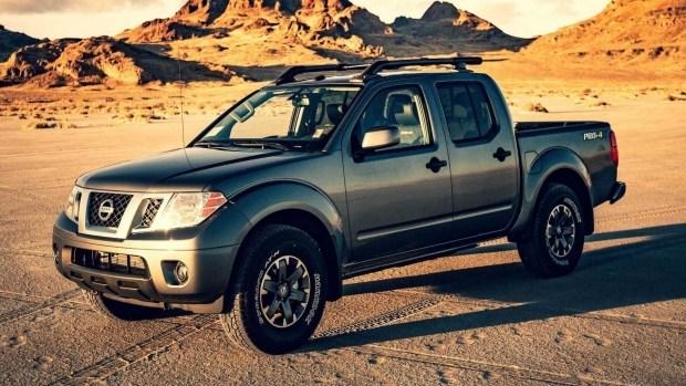Актуальная версия Nissan Frontier