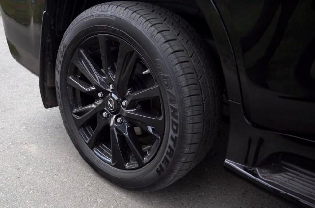 Lexus LX 450d диски