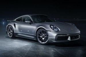 Porsche 911 Turbo S, как Duet бизнес-джету Embraer