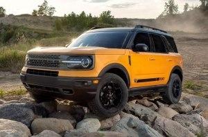 Ford начинает производство Bronco
