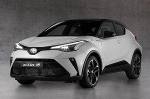 Toyota добавит агрессии C-HR