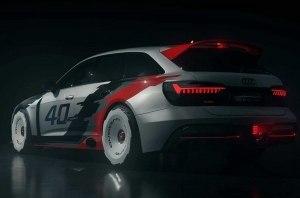 Audi отметило юбилей Quattro выпуском бешеного «сарая»