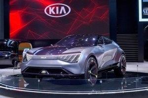 KIA Motors изменит название вместе с логотипом
