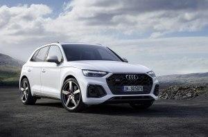 Еще спортивнее, еще эффективнее: новый Audi SQ5