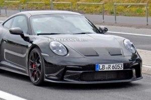 Обновленный 911 GT3: звучит как болид F1