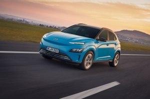 Вслед за Kona: Hyundai обновил версию Electric