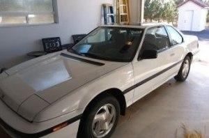 Как с иголочки: В США нашли 30-летнюю Honda Prelude