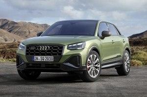 Audi SQ2: «медленное» обновление