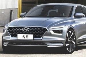 Новый Hyundai Mistra: смесь Креты и Сонаты