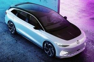 Электрический «сарай» VW Aero B порадует большим запасом хода