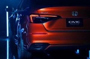 Представлена новая Honda Civic