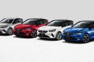 Opel Corsa-e: больше красок
