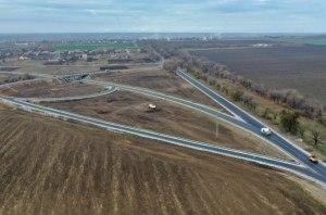 Укравтодор отремонтировал 103 км трассы Кропивницкий – Кривой Рог