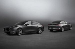 Старт продаж обновленной Mazda3