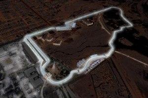 Первая в истории ночная гонка Formula E