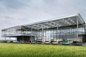 Porsche построит свой новейший опытный центр в Японии