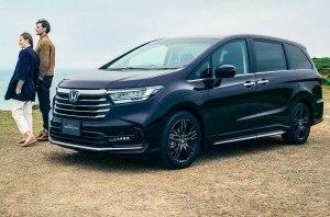 Стартовали продажи обновленной Honda Odyssey