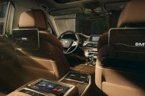 Электроника BMW «сходит с ума»