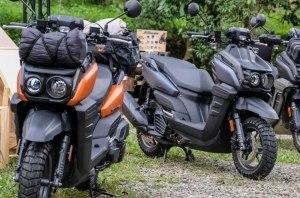 Yamaha представила новый BWS