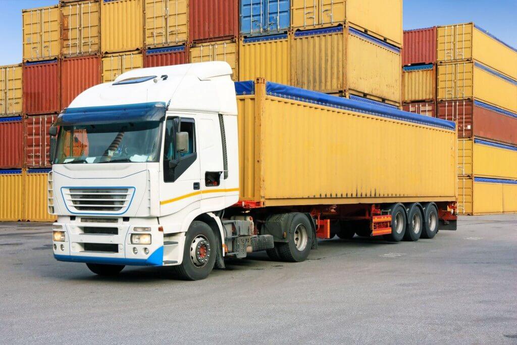 Перевозка контейнеров по Украине