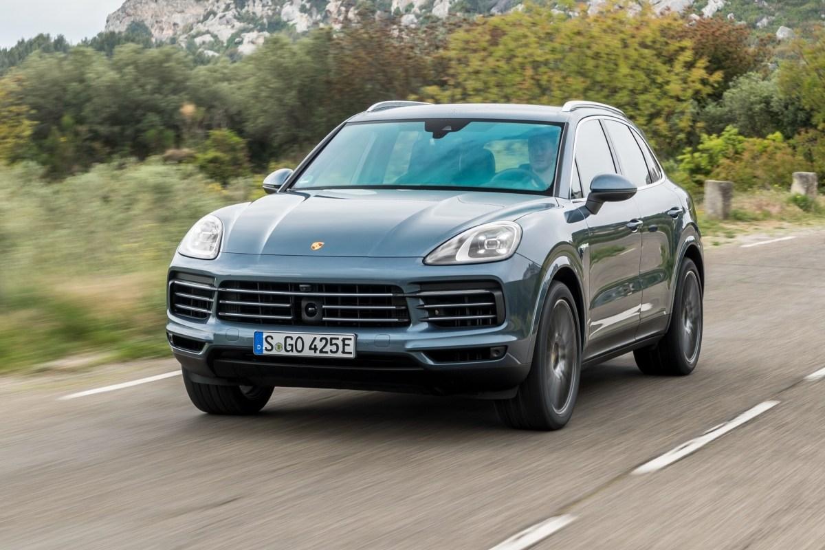 Тест-драйв Porsche Cayenne: Porsche Cayenne. E-Hybrid против S-ки