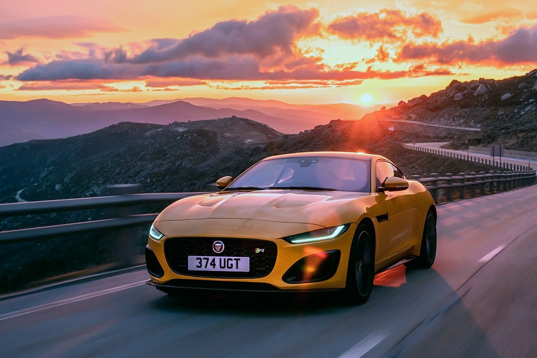 Тест-драйв Jaguar F-Type: Эпоха политкорректности