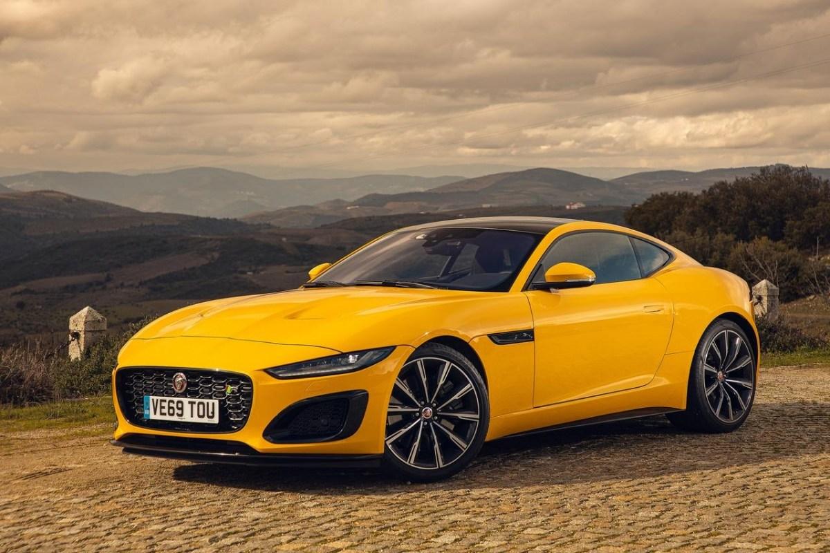 Тест-драйв Jaguar F-Type: Jaguar F-Type: спорткар, который продолжает сопротивление