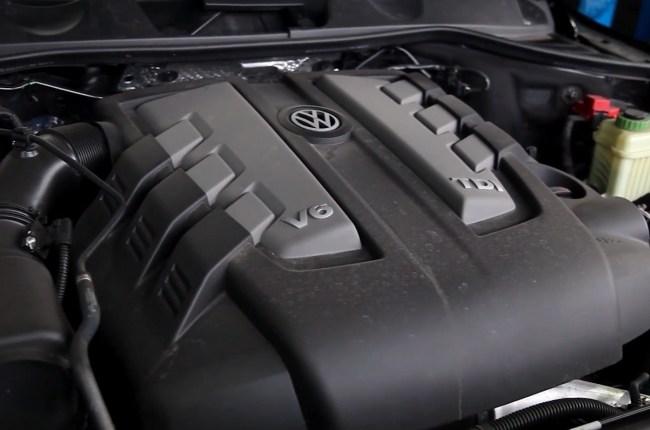 Двигатель 3.0-литровый дизель EА897
