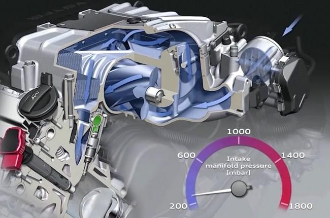 Работа компресорных двигателей