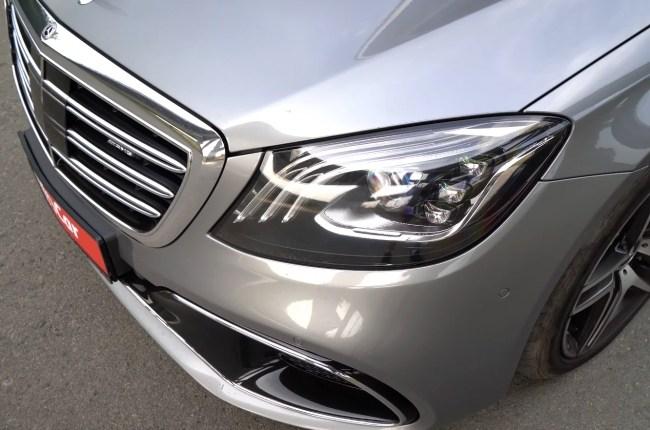 Mercedes S-Class W222 фара
