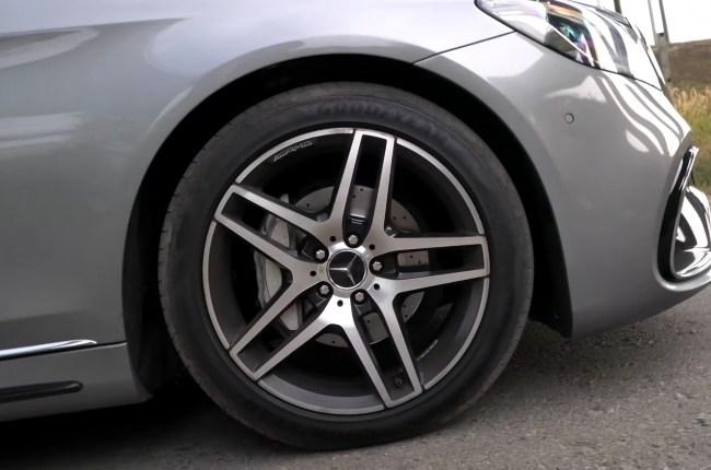 Mercedes S-Class W222 колеса